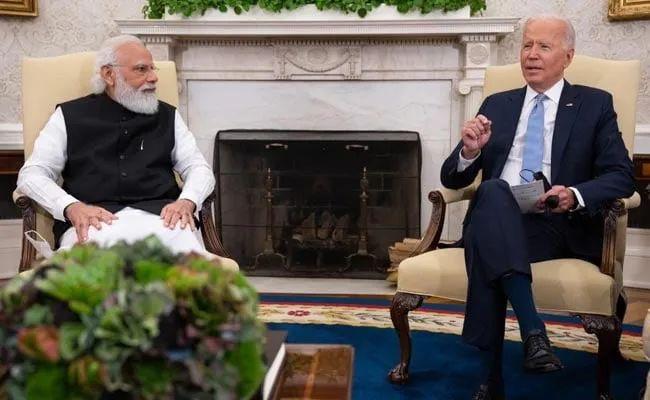 果然,拜登又给印度甜头吃了!