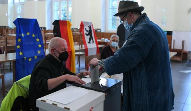 德国大选投票开始!今晚揭晓谁是默克尔接班人