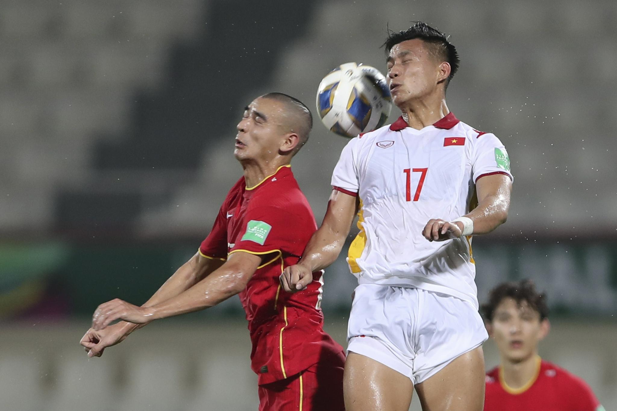 范志毅的气话没成真!国足3-2绝杀越南 武磊补时进球