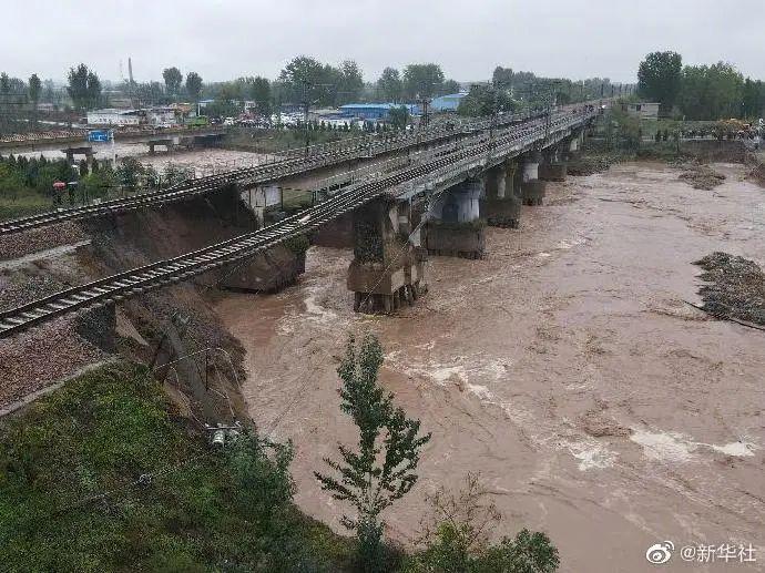 山西遭遇强降雨救援仍在进行,目前最缺这些物资