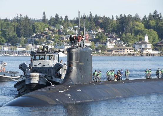 赵立坚的话 揭示美核潜艇在南海事故的另一种可能?