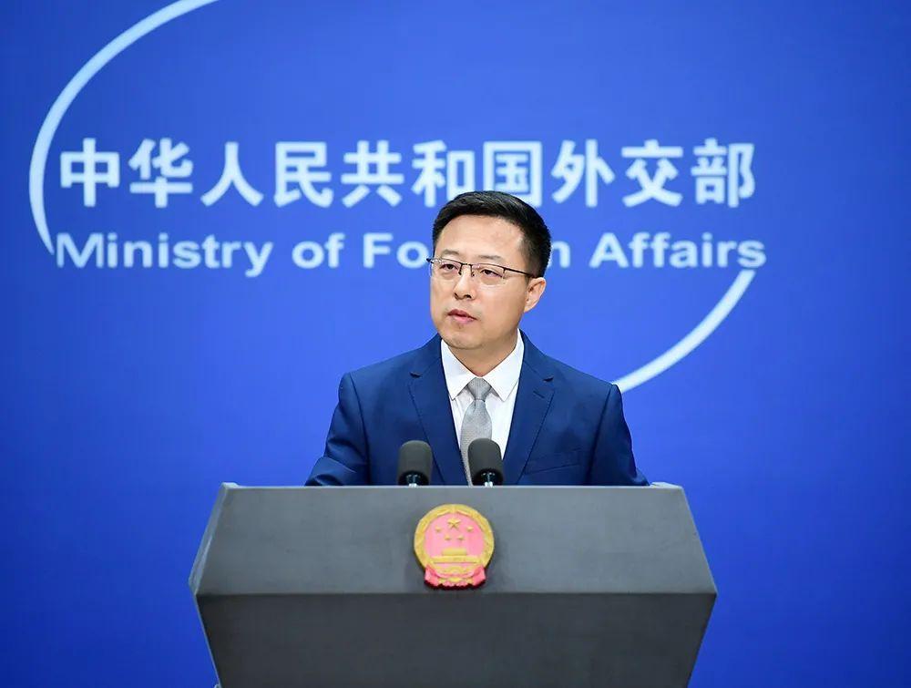 外交部:台湾作为中国的一个省,根本没有资格加入联合国