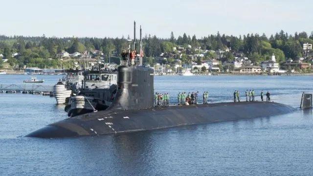 美军要猎杀中国潜艇?