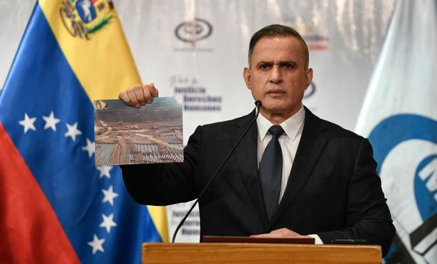 又有一名美国人被委内瑞拉指控犯有间谍罪