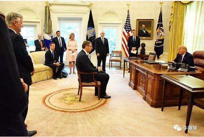 牛弹琴:更多真相披露,这个总统很不简单!