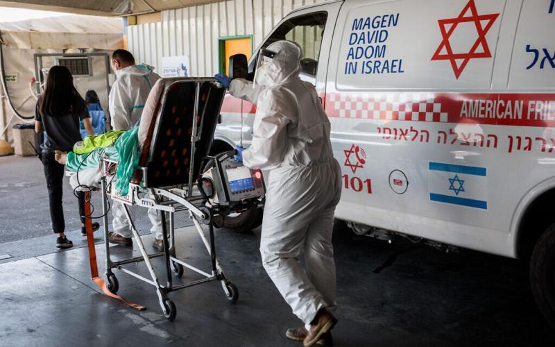 以色列新增1905例新冠肺炎确诊病例 累计达162273例