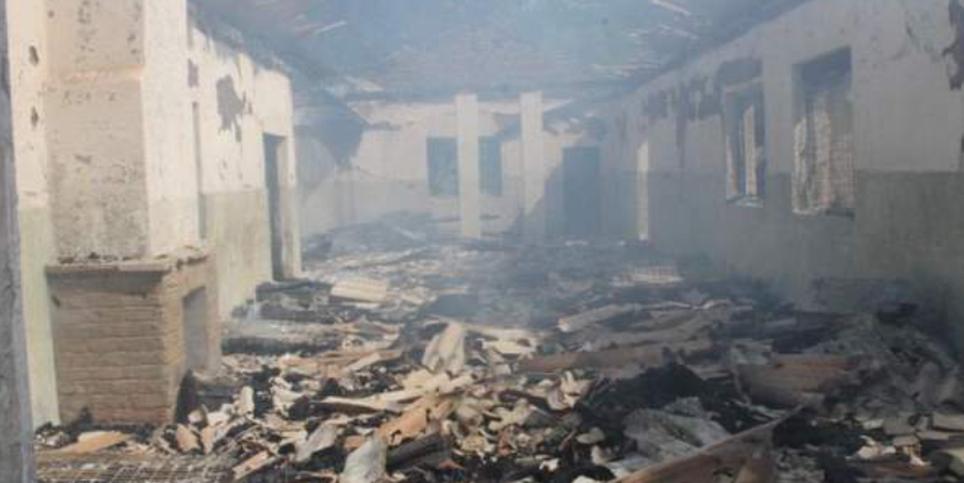 坦桑尼亚西北部一学校凌晨失火 致10名儿童死亡