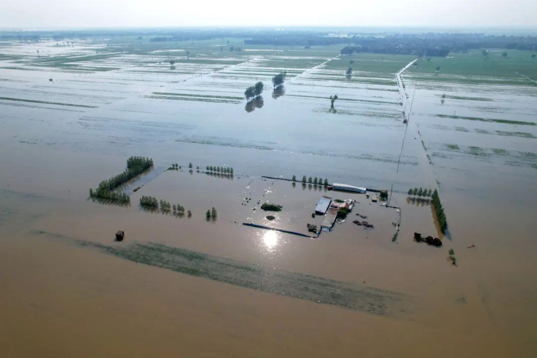 乡村为何成了河南暴雨的重灾区?