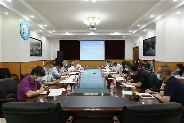 北京信息科技大学召开新校区建设与搬迁工作第十次现场调度会