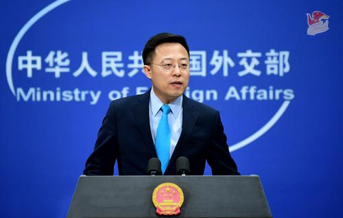 美议员声称担忧华为收集美国信息,中方回应
