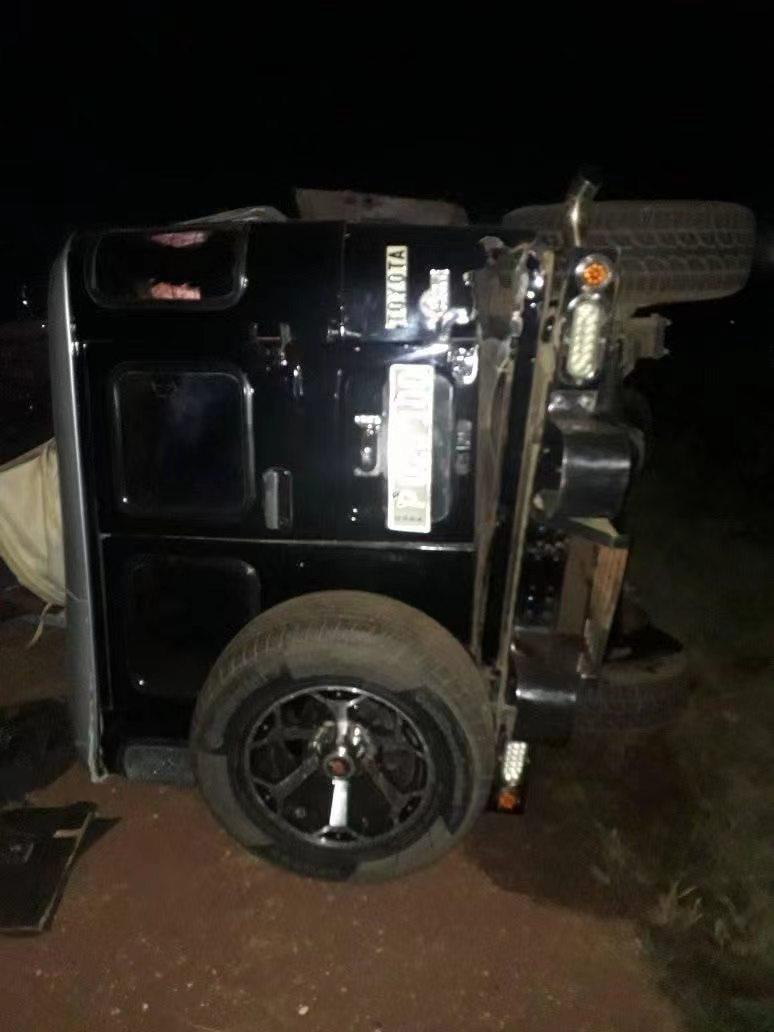 古巴东部发生交通事故致7死1伤