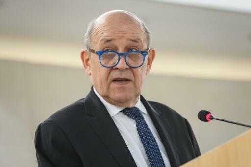法国外长:塔利班在撒谎 不会和阿富汗新政府有联系