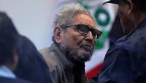 """秘鲁反政府游击队组织""""光辉道路""""创始人古斯曼去世"""