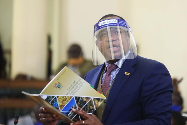 """欠债20年,津巴布韦第一次给债权国家""""还钱"""""""