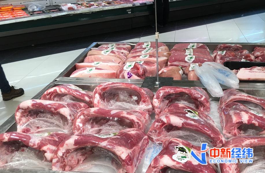 猪肉价格腰斩!双节临近或提振市场 官方喊话:多吃多买