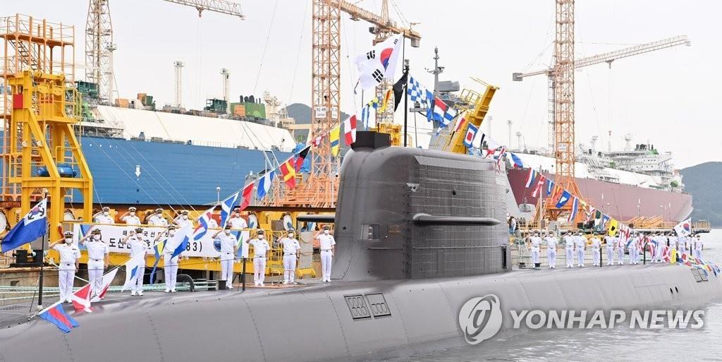 全球第7个!韩媒:韩国成功试射自主研制潜射弹道导弹