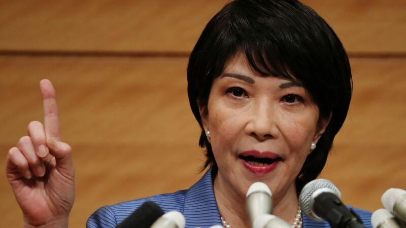 让美国在日本部署中程弹道导弹对付中国?日本4名自民党总裁候选人都公开表态了