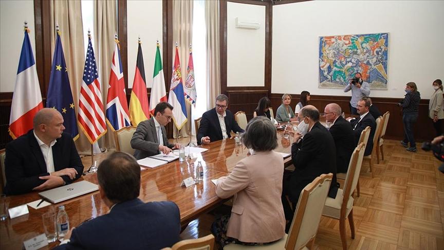 武契奇:我们致力于和平 但不能让塞尔维亚蒙羞