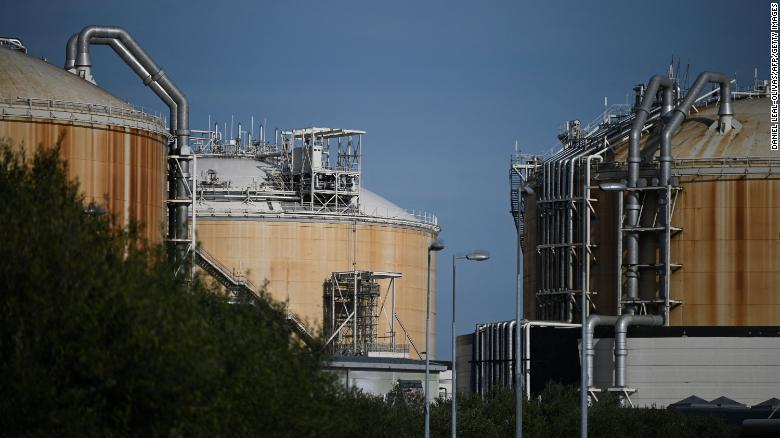 全球天然气价格飙升  刚过完69岁生日的普京能拯救面临寒冬的欧洲吗?