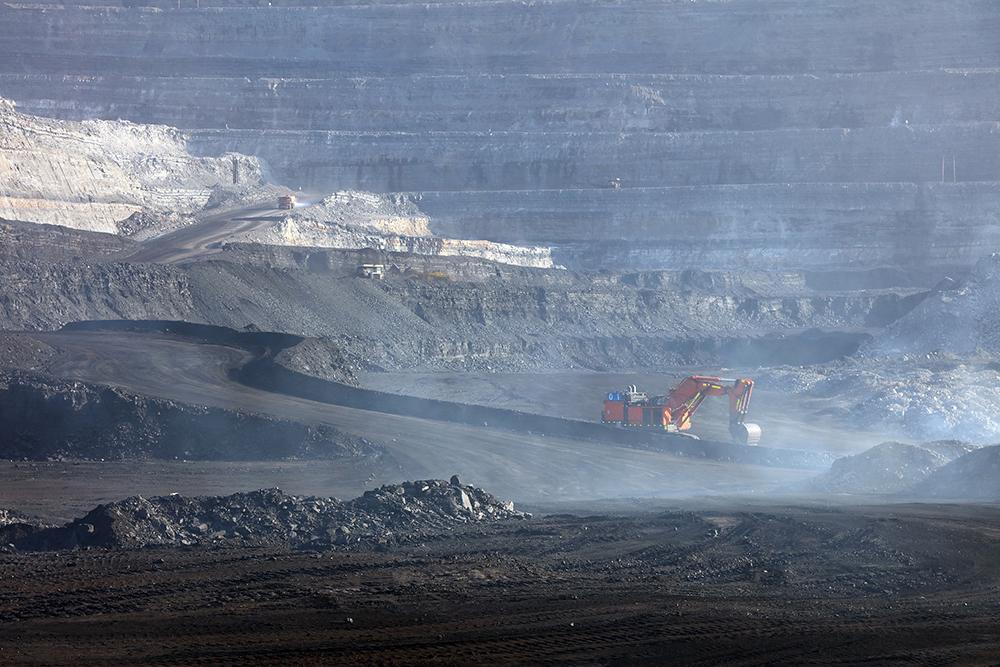 内蒙古:全力推动煤炭产能释放 保障国家能源安全