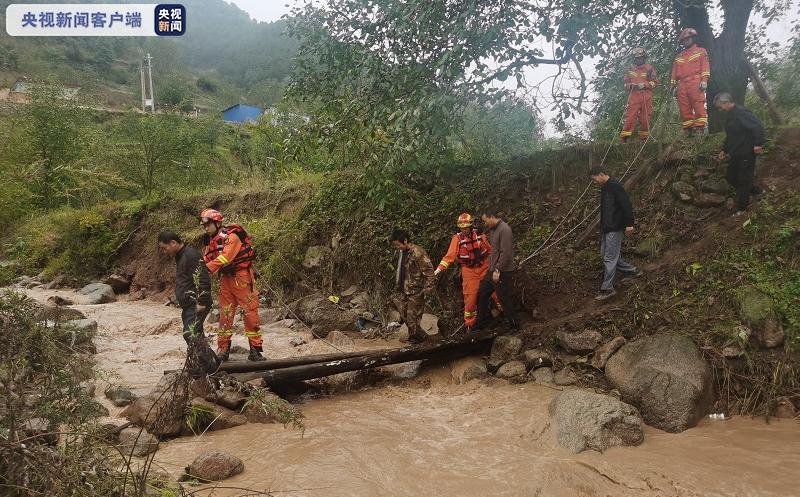甘肃天水一村庄发生农田塌陷 20户26人被紧急转移