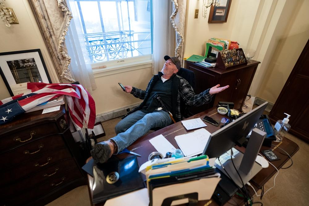 特朗普想扣留国会冲击事件档案 白宫:他没这个特权