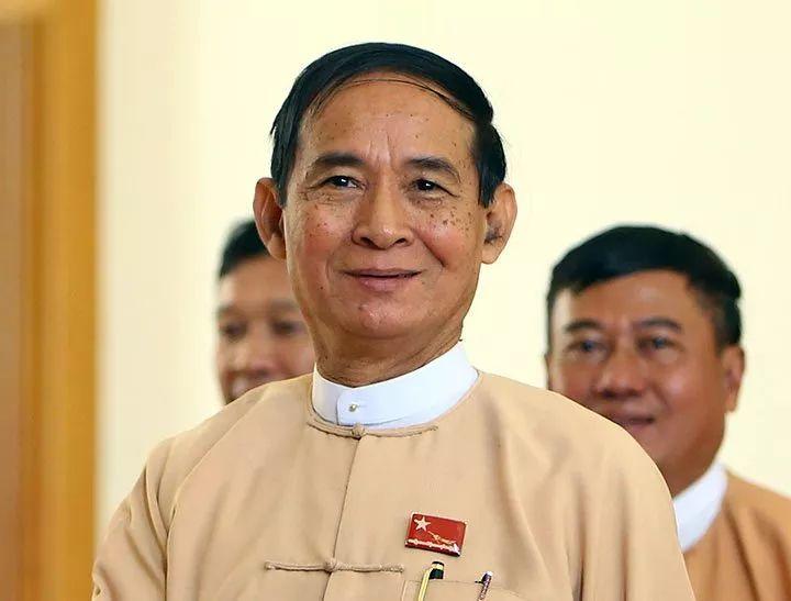 缅甸总统温敏首次透露被军方扣押细节