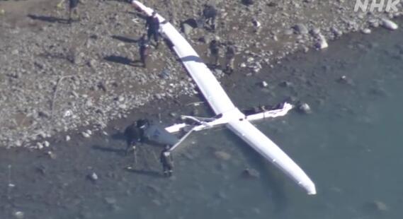 突发!日本北海道一架滑翔机坠落 两名乘客受重伤