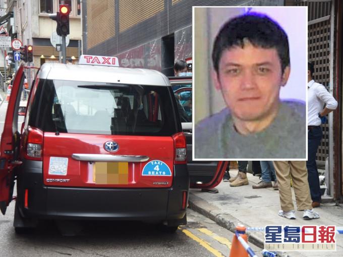 港媒:杀害出租车司机的凶徒在南丫岛落网!