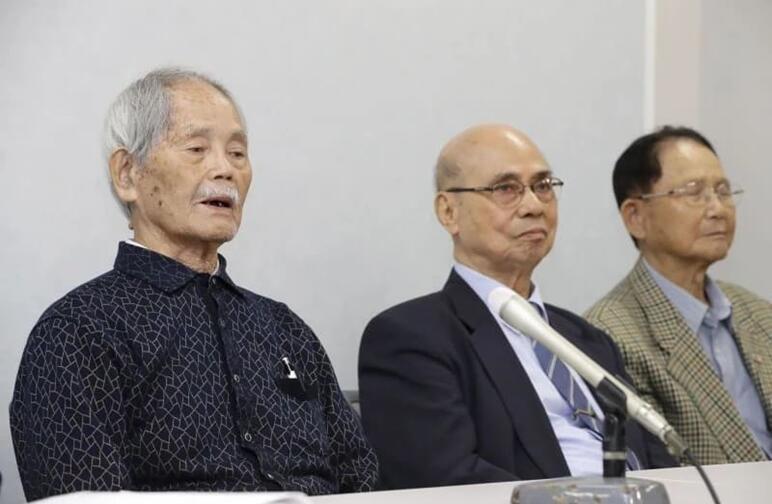 """极其羞耻!3个""""日据时期""""台湾人声称想""""作为日本人死去"""",东京地方法院开审"""