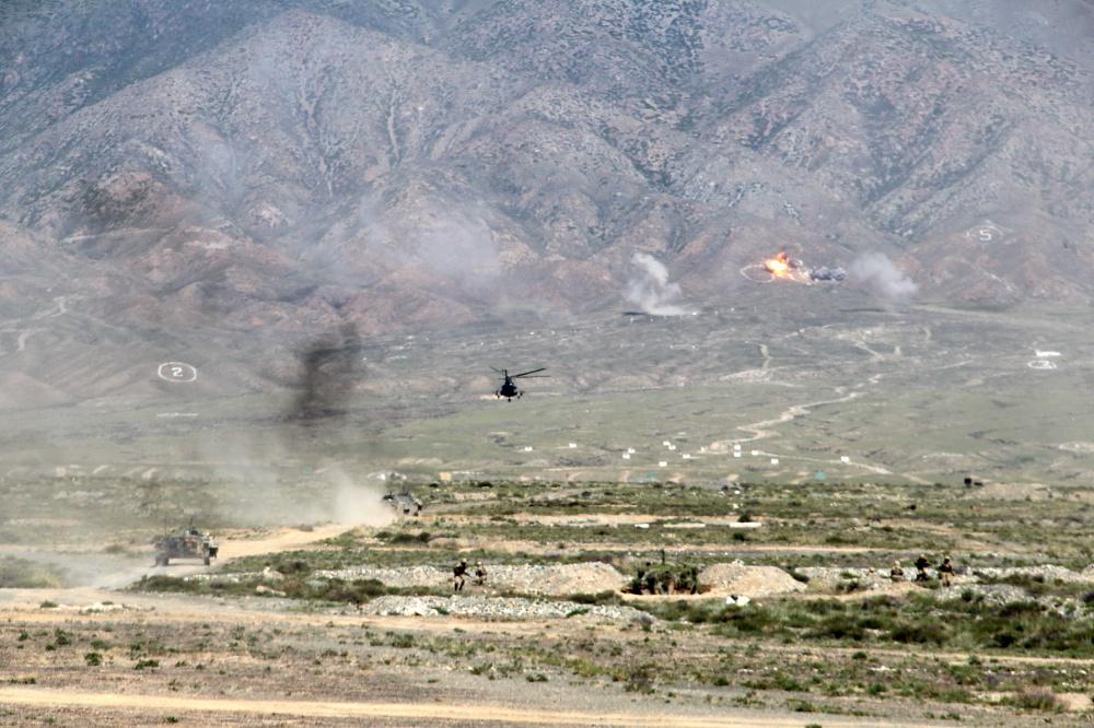 """集安组织""""协作-2021""""军演将在塔吉克斯坦举行"""