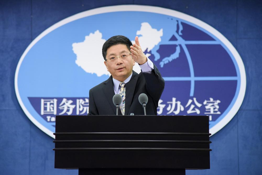 台湾艺人同庆祖国华诞却遭绿媒恐吓 国台办:阻挠两岸交流合作