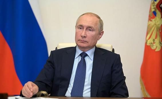 普京:尚未决定是否参加2024年总统竞选