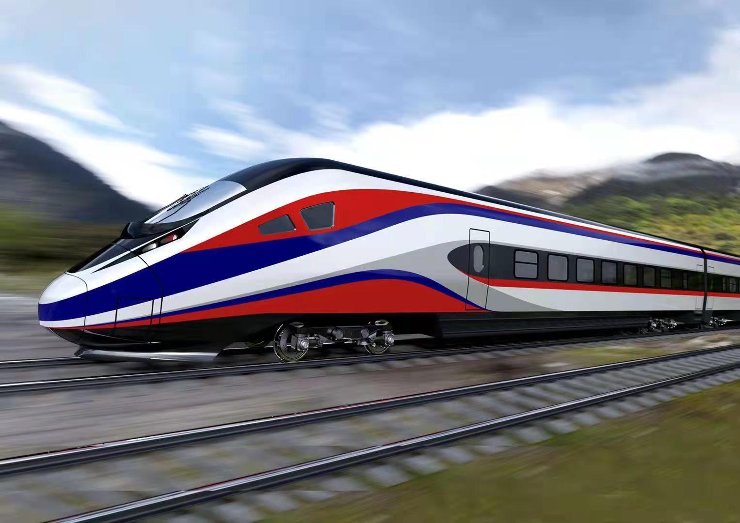 老挝公布中老铁路首批2班列车名称
