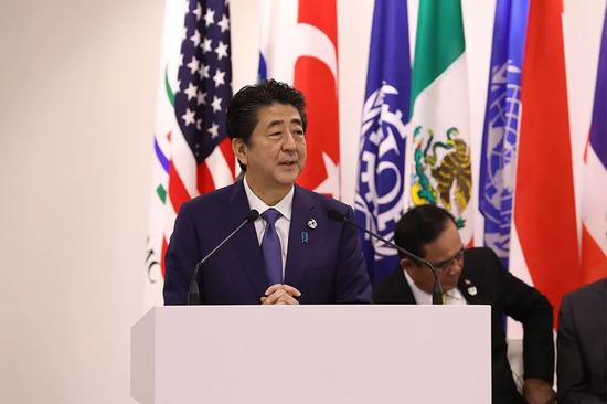 日本在G20上玩小花招:将南千岛