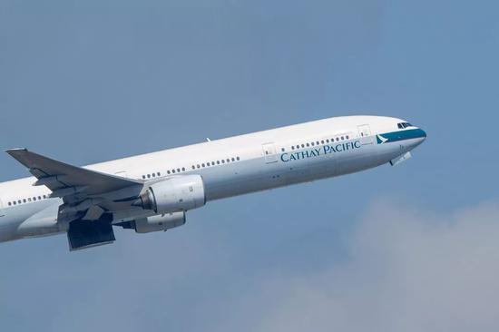 绝世无赖 国泰航空股价大跌4.85% 大股东是老牌英资财团
