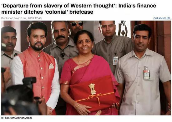 """为""""摆脱西方思想奴役"""" 印度财"""