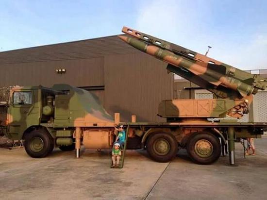 泰国购买的KS-1C导弹