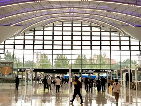 注意!国庆假期,北京地铁这些站点运营时间有调整