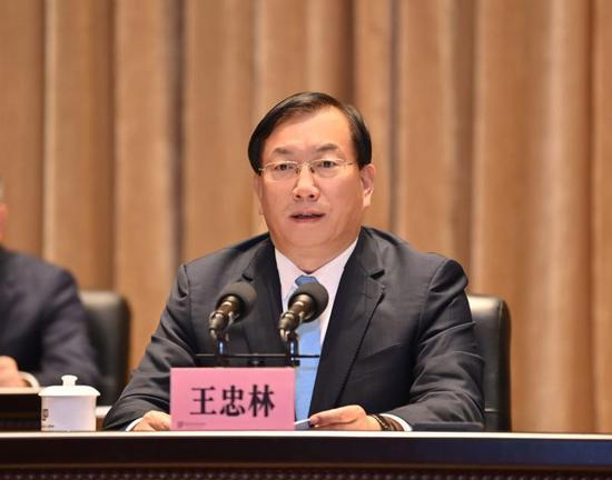 王忠林任湖北省代省长,从武汉市委书记直接当代省长,他是第二位