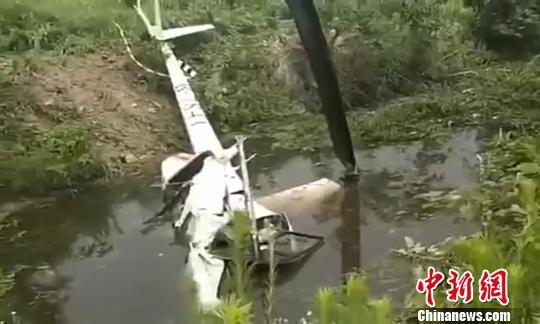 多店管家 江苏镇江大路通用机场一直升机坠毁 2人遇难