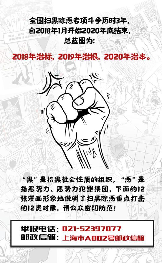 安卓流量高价收购与出售 12类扫黑除恶对象漫画版发布 发现就举报(图)