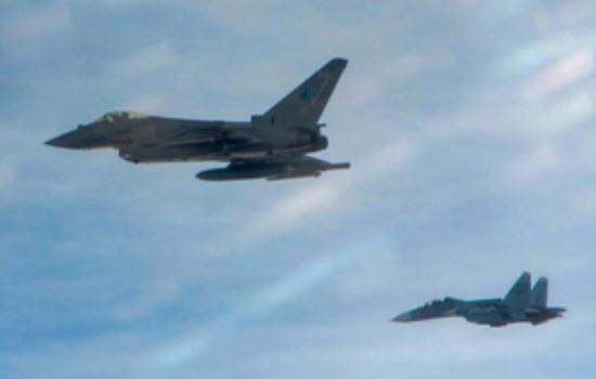 美国女排海曼 1个月内第3截 英战机爱沙尼亚空域拦截多架俄军机