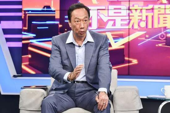 优易学 郭台铭成国民党最强候选?绿议员:韩国瑜更易犯错