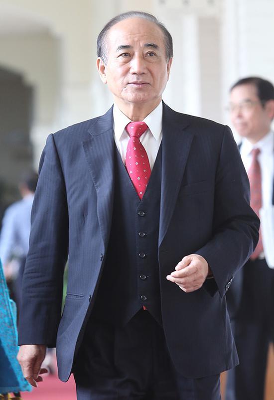 青丝樊落 王金平:国民党民进党不值得期待 民间催生大联盟