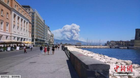 全�W洲最危�U火山����l?意大利