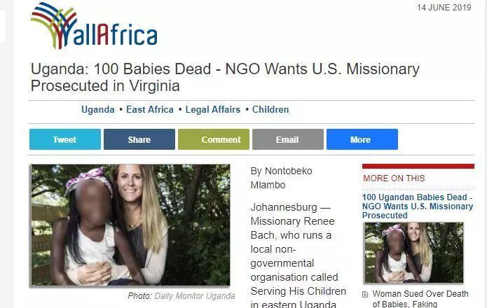 美��女子被指在非洲干出�@天�盒�