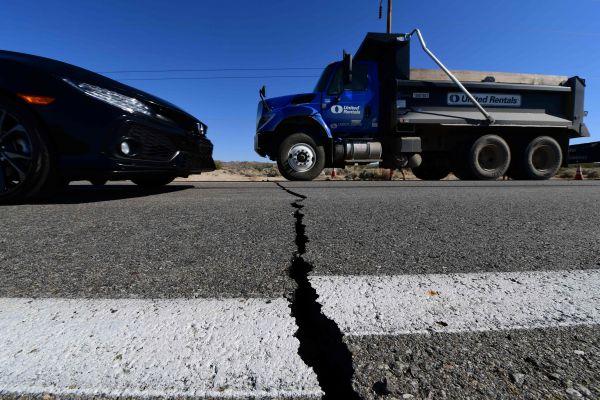 美国加州遭遇20年来最强地震 州