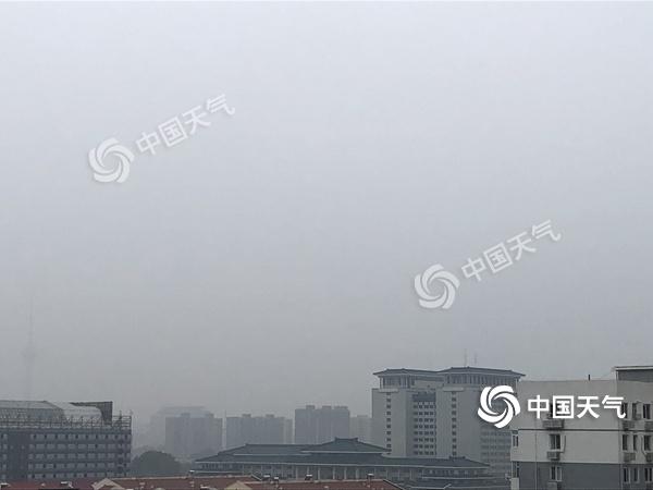 冬天的减肥食谱 北京闷热继续最高气温32℃ 夜间西部北部有雷阵雨
