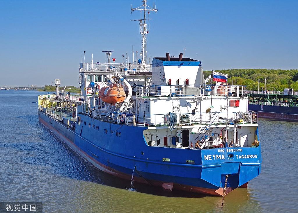 快枪手马林 乌克兰扣押俄罗斯油轮却释放了船员,意欲何为?